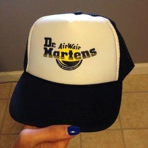 Dr Martens Snapback, Hat, Cap - Air Wair